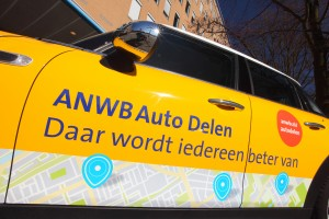 ANWB auto delen