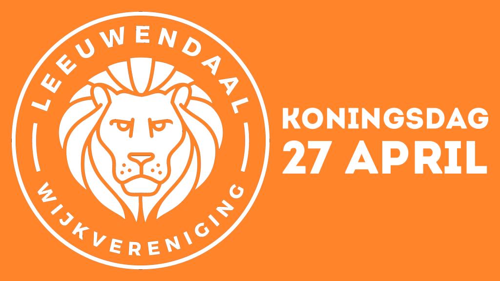 Programma Koningsdag 2019