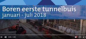 tunnel filmpje Binckhorst